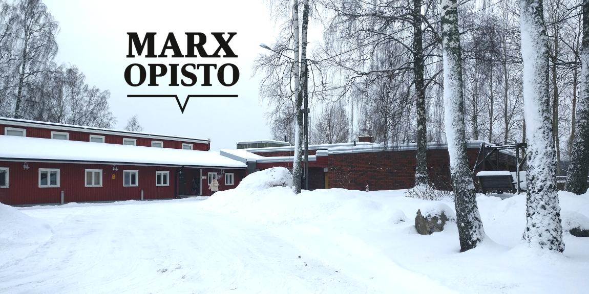 Marx-opisto DSL Marx sivistysliitto teoria kommunismi SKP