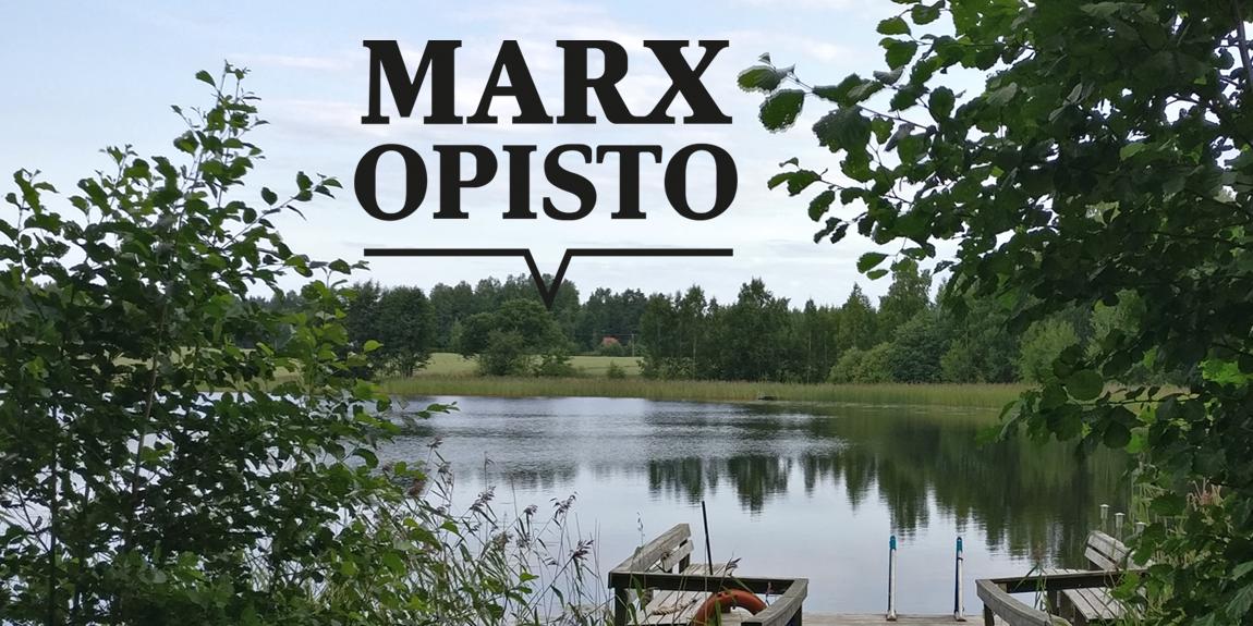 Marx-opisto 2017