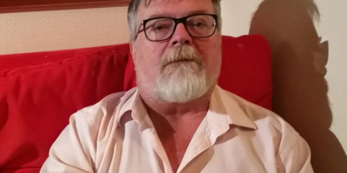 SKP:n varapuheenjohtaja Migule López