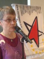 Tehy super tes kommunismi kommunistit Mervi Grönfors