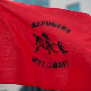 Refugees welcome ei pakkopalautuksille kommunismi kommunistit